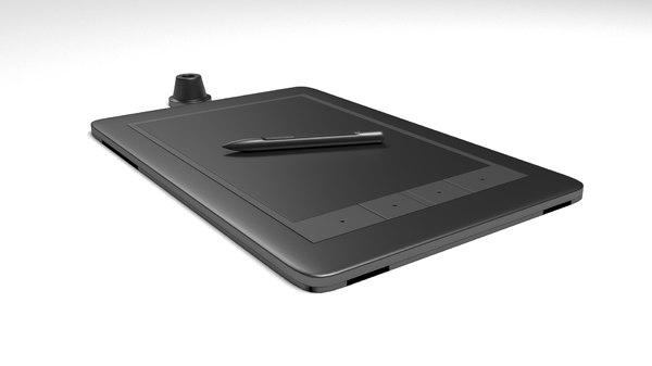 pen tablets 3D