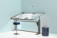 drafting table 3D model