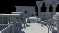 ancient greek roman temples buildings architecture