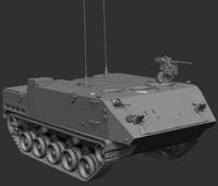 modern btr-md rakushka 3D