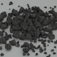 Concrete Pile 001