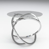 3D curl table libra