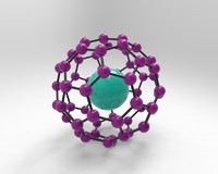 3D structure atoms