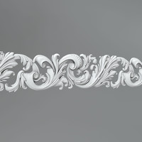 3D classical ornamental