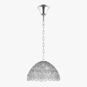 3D chandelier 603110 murano lightstar