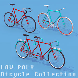 bicycle 3D