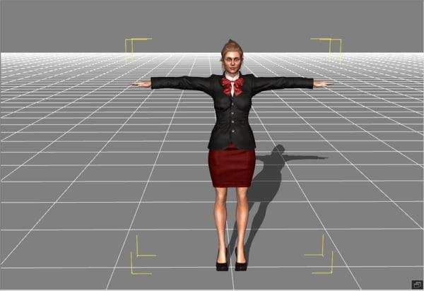3D model business