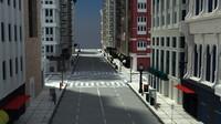 3D new york street