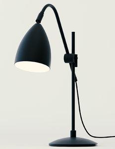 joel grande lamp 3D model