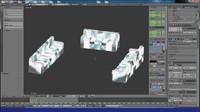 3D beta development living room