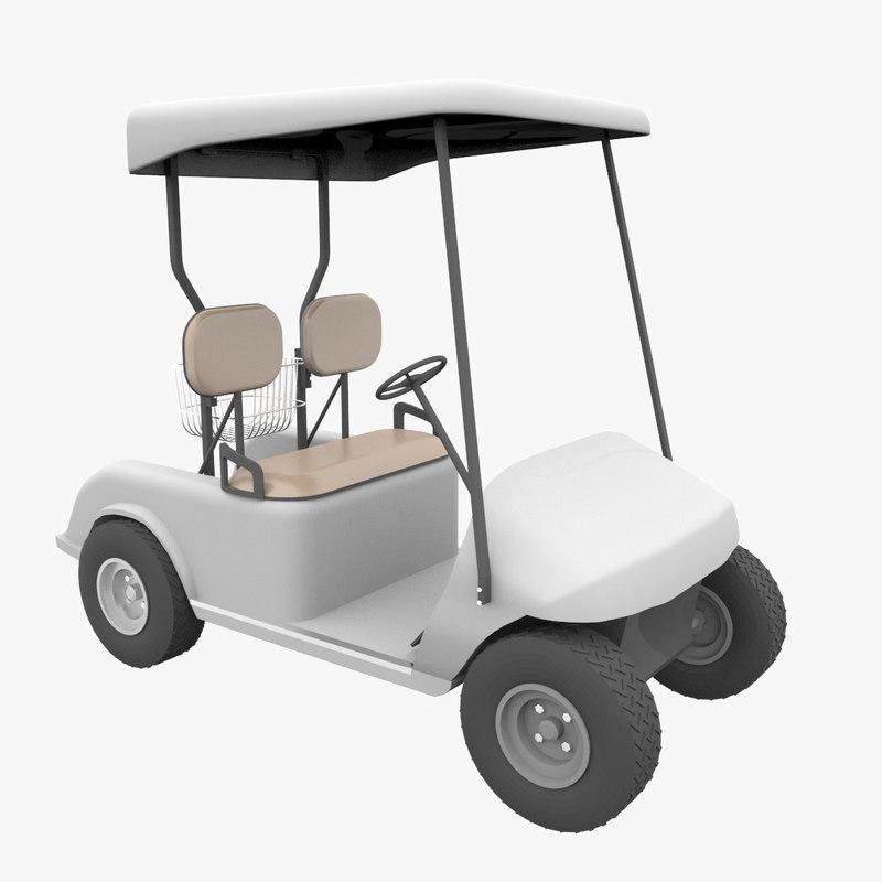 golf car model