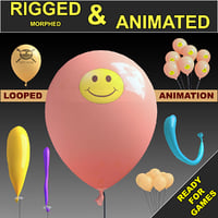 Balloons Animated