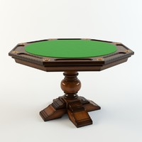 Hooker Furniture poker table