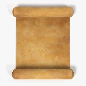 scroll model