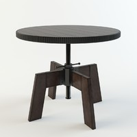 High-low table from Hammary