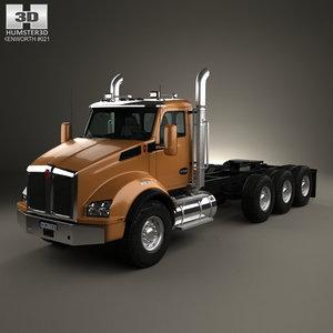 t880 t 880 3D model