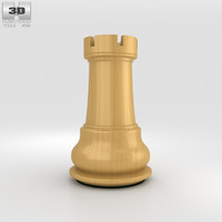 classic rook chess model