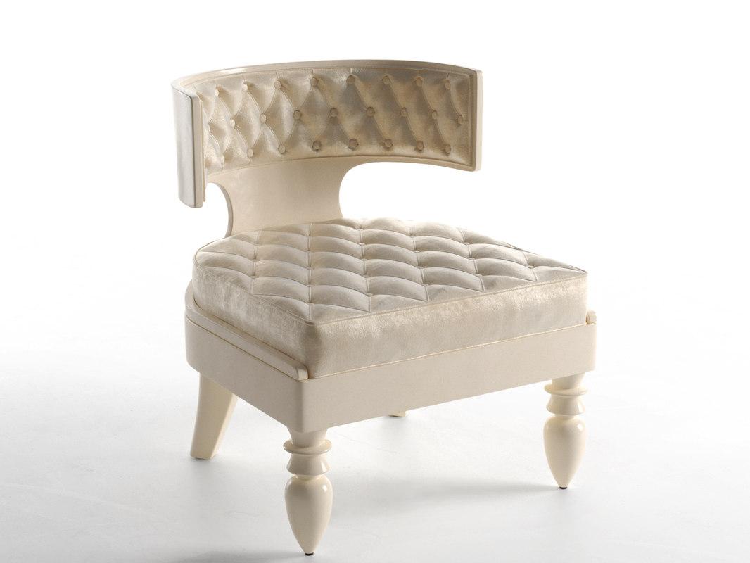 bedwyr armchair 3D