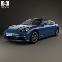 2014 4s executive 3D model