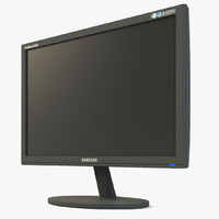 monitor lcd samsung syncmaster 3D