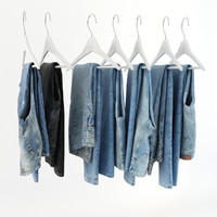 3D jeans s
