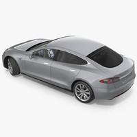 tesla s 60 2017 3D model