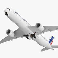 airbus a350-1000 air france 3D model