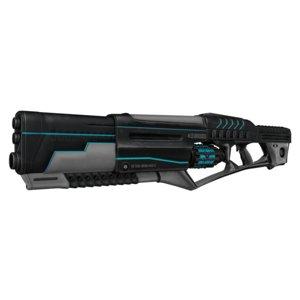 3D model weapon sci fi