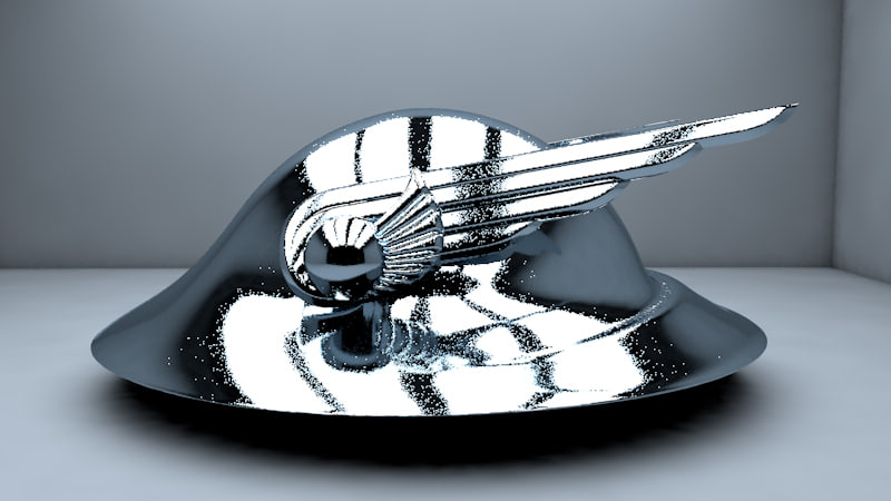 3D art deco hermes helmet | 1146059 | TurboSquid