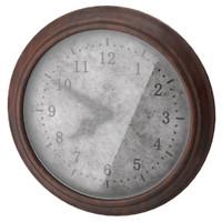 3D antique wall clock model