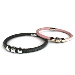 leather bracelet model