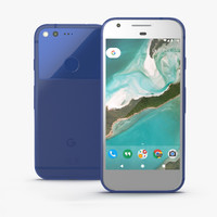 google pixel phone really 3D model