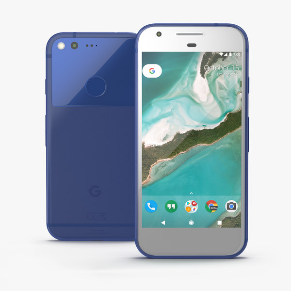 google pixel phone really 3D model