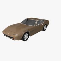 Maserati Ghibli 4900 SS (1972)