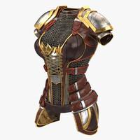 Female Armour V2