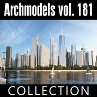 Archmodels vol. 181