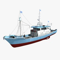 Fishing Boat 01
