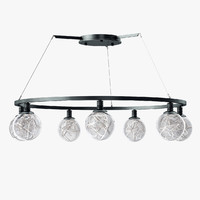 promemoria higgs chandelier 3D model