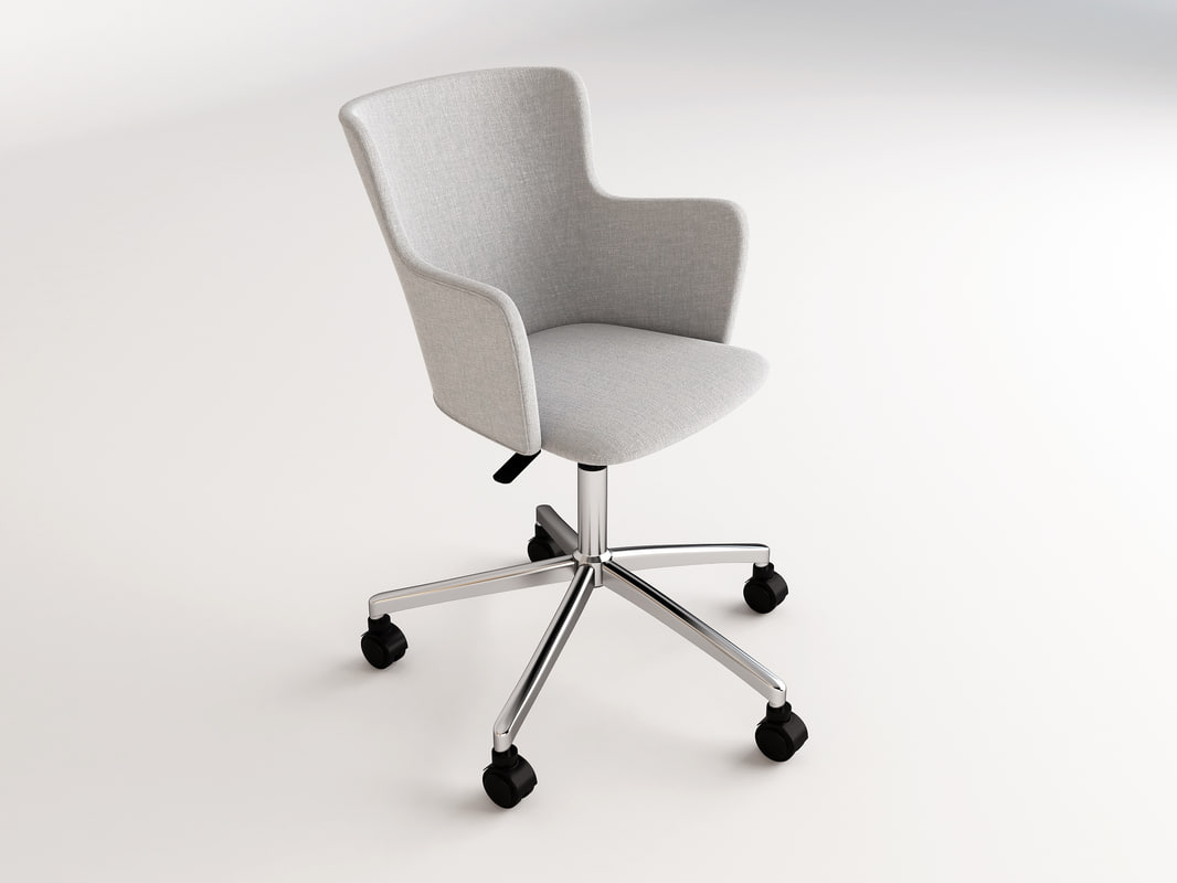 chair office winona 3D model