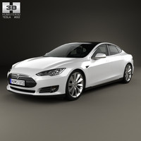 3D model car s