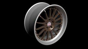 hre wheels 3D
