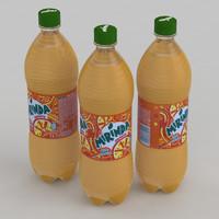 mirinda beverage 3D model