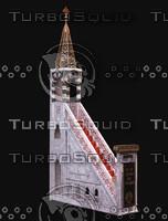 3D mosque minbar cami