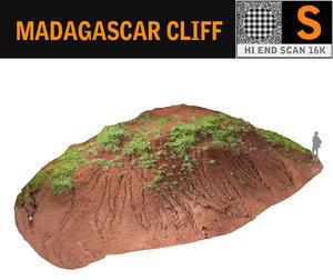 madagascar redcliff 3D model