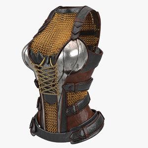 female armour v3 model