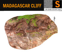 3D model madagascar scanned