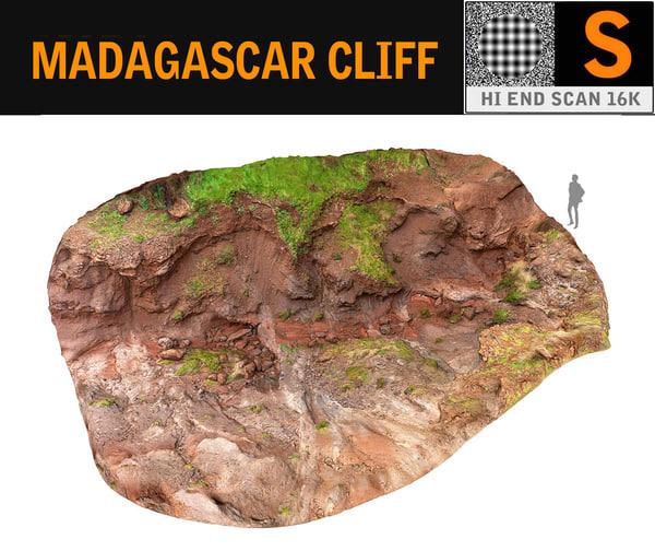 3D model madagascar scanned