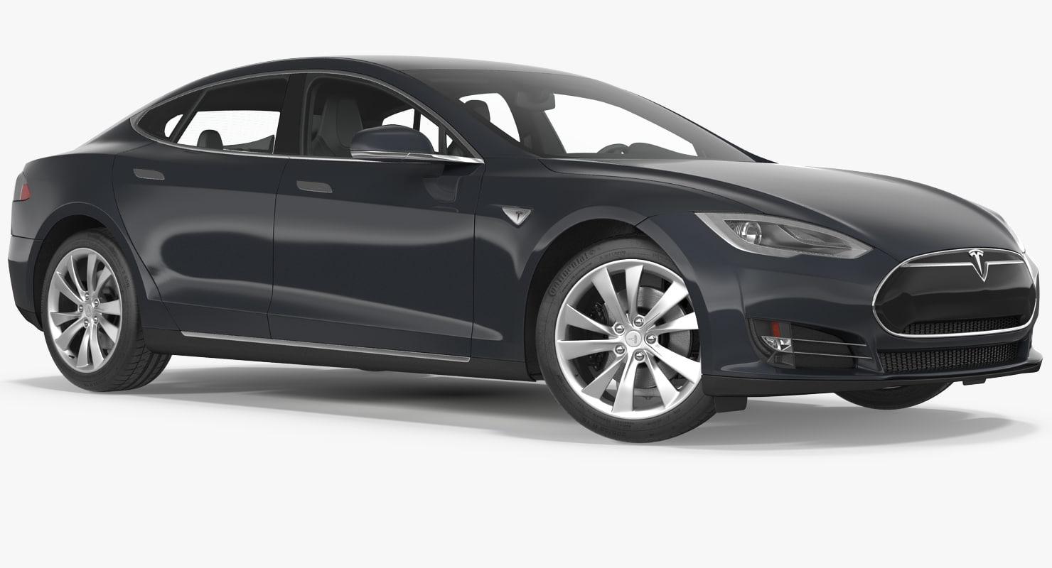 tesla s 60 2015 model