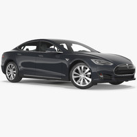 Tesla Model S 60 2015 Rigged
