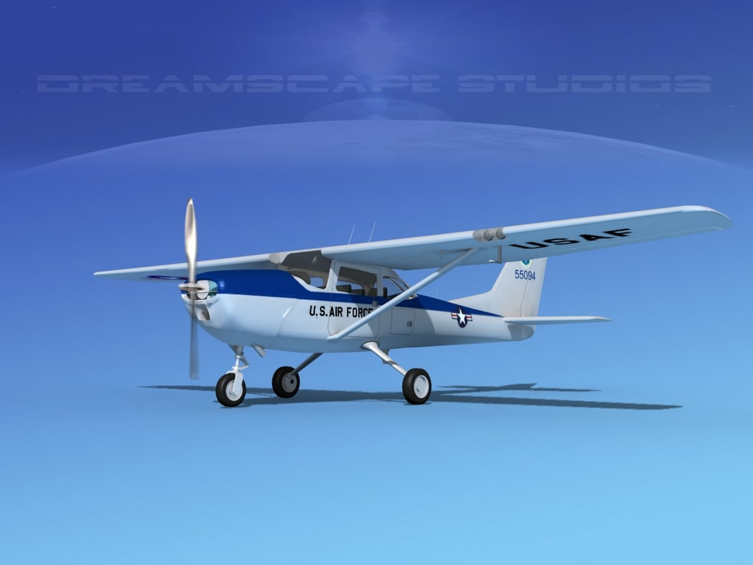 3D propellers cessna mescalero